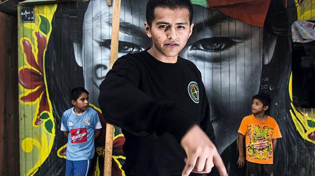 Liberato Kani: pionero del hip hop en quechua