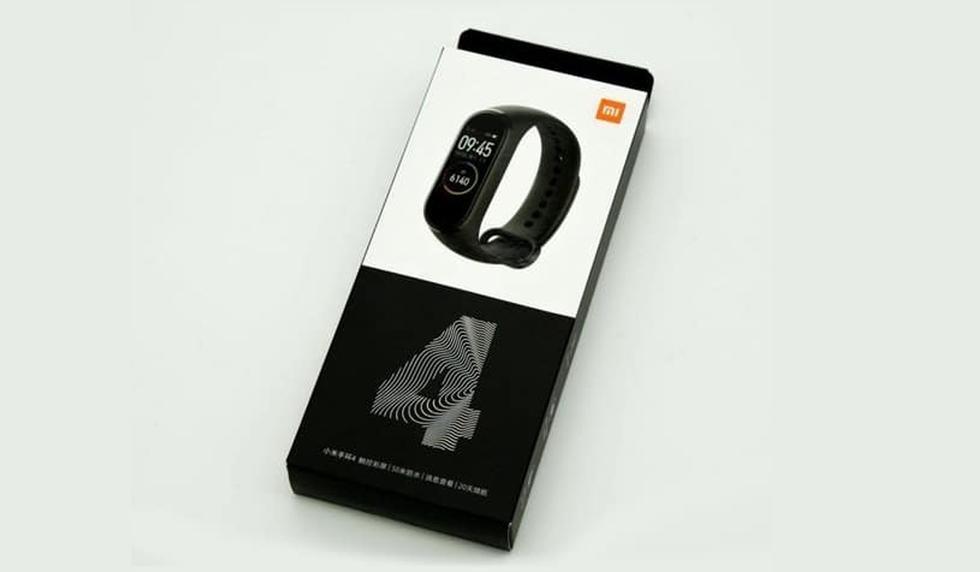 FOTO 1 DE 3 | ¿Quieres saber si tu pulsera inteligente es falsa o verdadera? Conoce sus diferencias aquí | Foto: Xiaomi (Desliza a la izquierda para ver más fotos)