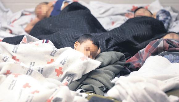 Menores inmigrantes deportados intentan volver solos a EE.UU.