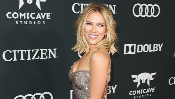 """Scarlett Johansson reconoce que su divorcio le ayudó para su papel en """"Marriage Story"""". (Foto: AFP)"""