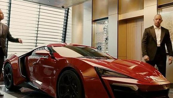 Aunque las últimas películas dejaron de tener las carreras de auto como principal tema, todavía presentan algunos automóviles personalizados (Foto: Rápidos y furiosos / Universal Pictures)