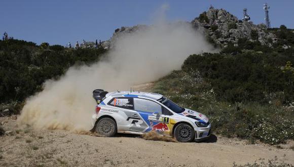 WRC: Ogier ganó el Rally Italia y se acerca al bicampeonato