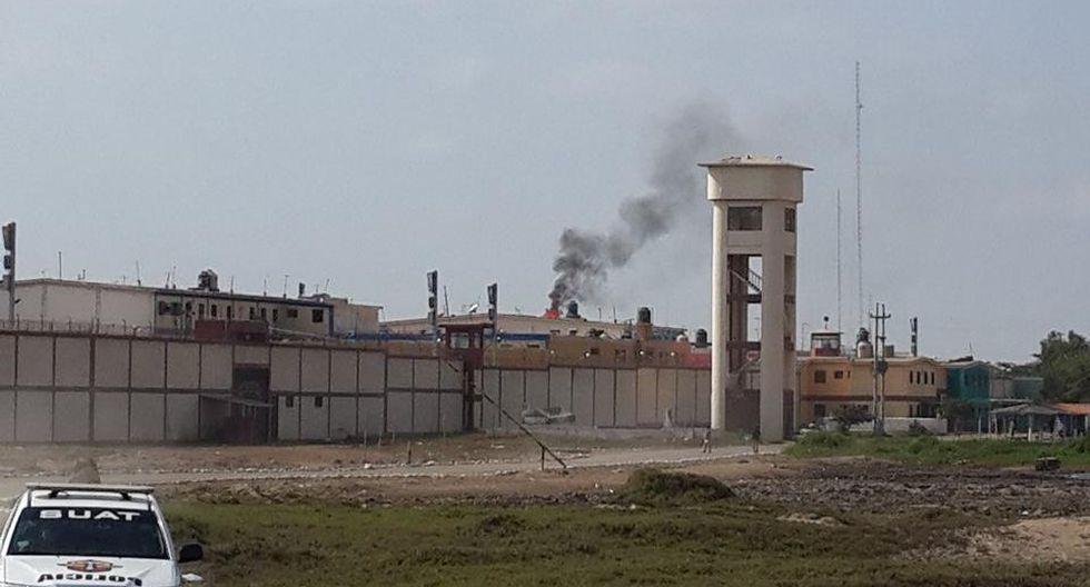Motín en penal de Picsi: 43 internos y 12 agentes están heridos - 2