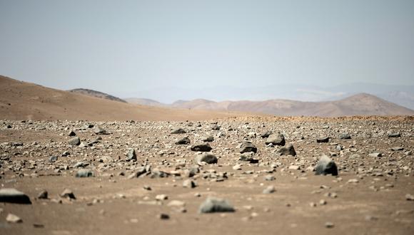 El desierto de Atacama es el más antiguo de la Tierra. (Foto: AFP)