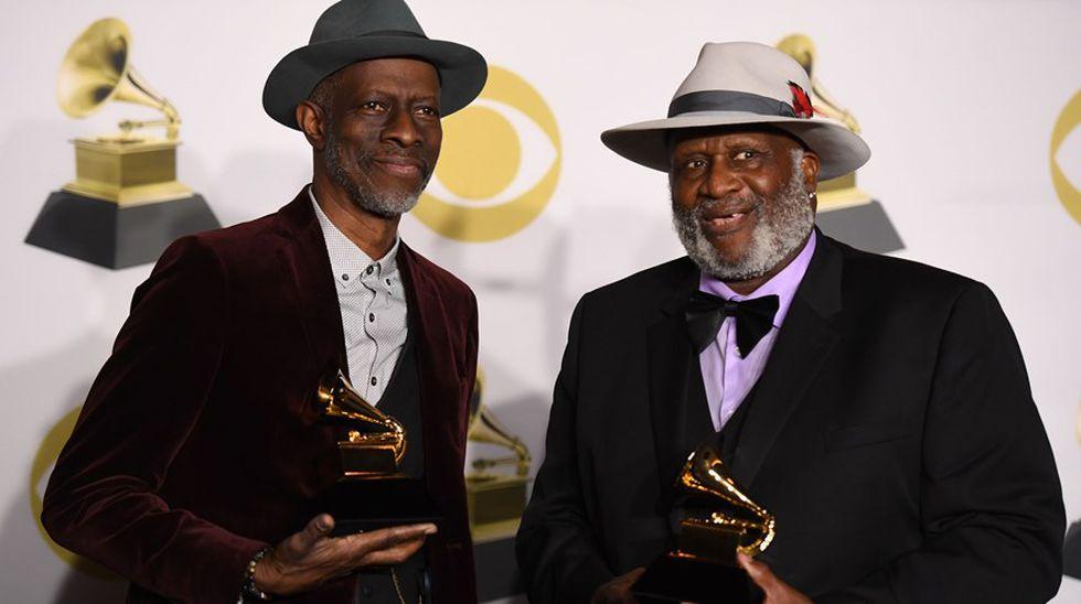 Ganadores Grammy 2018. (Foto: Agencias)