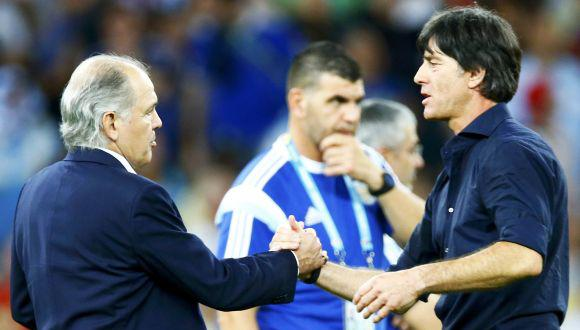Sabella vs. Joachim Löw: ¿Quién ganó el duelo de la táctica?