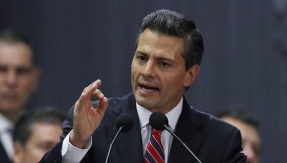 Peña Nieto promete justicia ante crímenes en Iguala