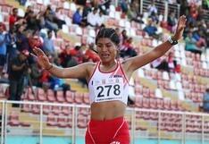Luz Mery Rojas y José Luis Rojas logran medalla de oro en 5 mil metros en Iberoamericano