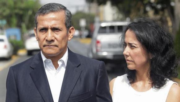 El ex presidente Ollanta Humala ha sido denunciado y la fiscalía pide 20 años de prisión en su contra. Para Nadine Heredia piden 26 años. (Foto: GEC)
