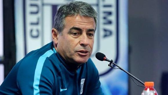 Pablo Bengoechea se refirió al caso de Carlos Ascues y Jean Deza. (Foto: GEC)