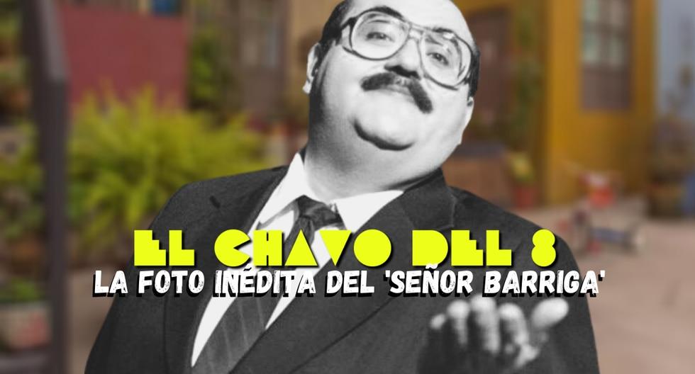 FOTO 1 DE 5 | Una foto nunca antes vista de Édgar Vivar, el popular 'Señor Barriga', se volvió viral entre los seguidores del 'Chavo del 8' |  Crédito: airbnb.mx/@varedg en Twitter/Composición. (Desliza hacia la izquierda para ver más fotos)