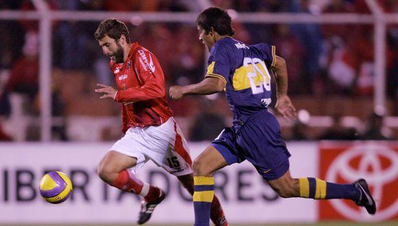 La última vez que Boca Juniors vino al Perú fue en el 2007. En aquella ocasión enfrentó a Cienciano. (Foto: El Comercio)