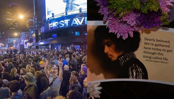Prince: locura cósmica en Minneapolis, hogar del músico