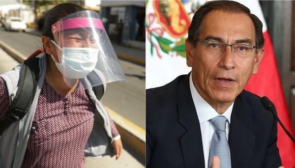Celia Capira dice que Vizcarra intentó reunirse con ella para pedirle apoyo político (Foto referencial: captura de video)