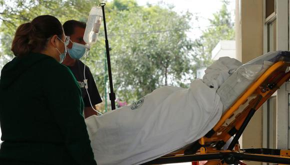 Coronavirus en México   Últimas noticias   Último minuto: reporte de infectados y muertos hoy, domingo 04 de julio del 2021   Covid-19. (Foto: EFE/ Carlos Ramírez).