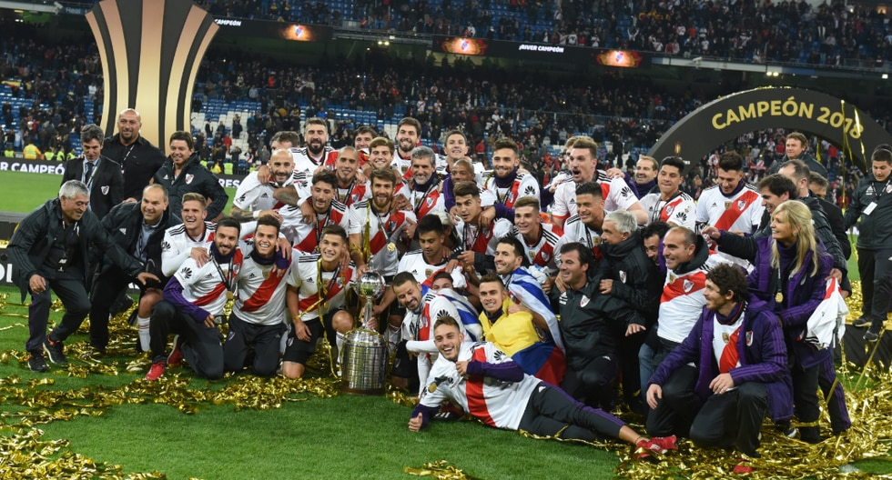 River Plate venció 3-1 a Boca Juniors en la final de la Copa Libertadores 2018 | Foto: River Plate