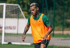 Miguel Trauco, convocado por Saint-Étienne para el partido ante Niza en la Ligue 1