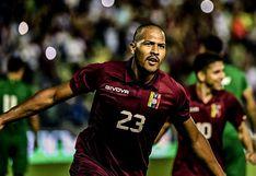 Venezuela vs. Trinidad y Tobago EN VIVO y ONLINE vía TLT: con Salomón Rondón en Caracas por la fecha FIFA