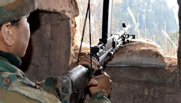 India desplegó más tropas a Cachemira antes de cancelar el estatus especial de la región. (Getty Images).
