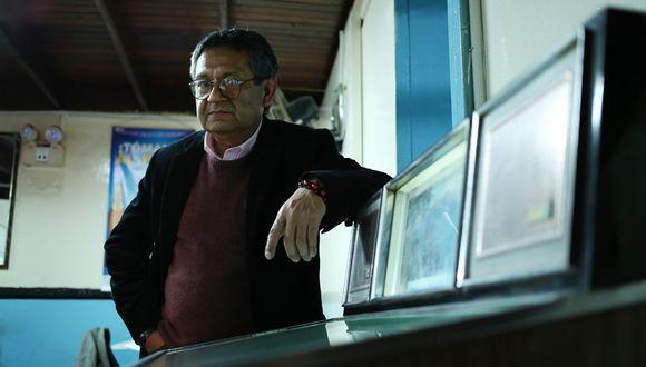 Eloy Jáuregui venció el COVID-19 y anunció que en pocas horas será dado de alta. (Foto: GEC)