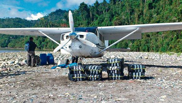 Fuerza Aérea prepara naves para interceptar a narcoavionetas