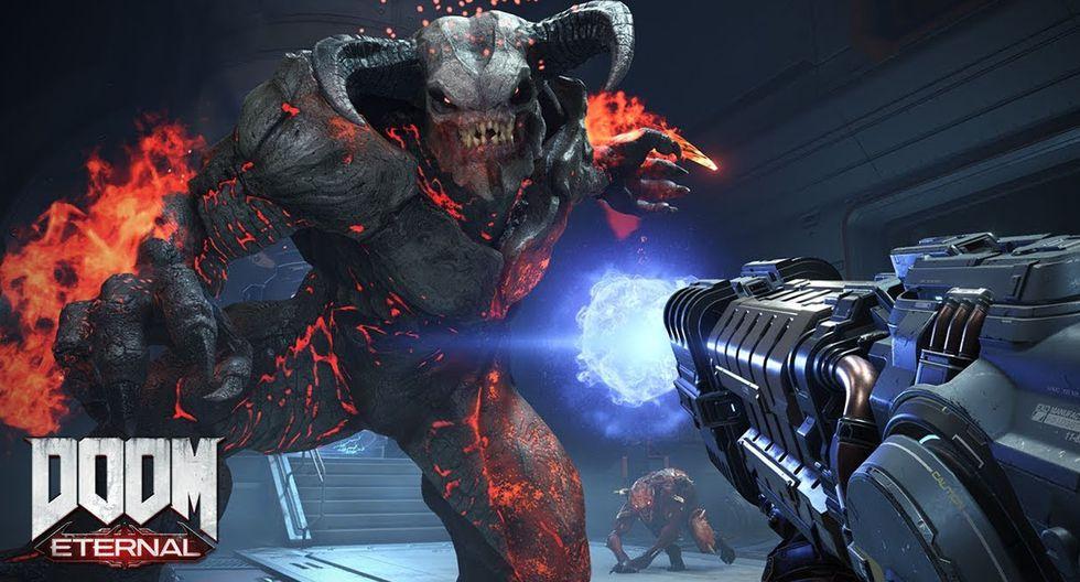 Doom Eternal – Año 2019 (Foto: PlayStation)