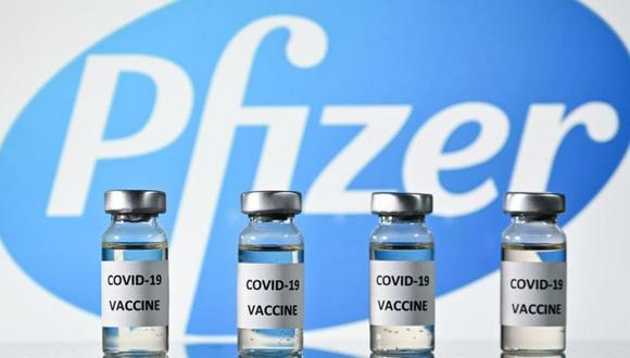 10 meses después de desatarse la pandemia, Reino Unido aprobó la vacuna de Pfizer y BioNTech contra el coronavirus. (Getty Images).