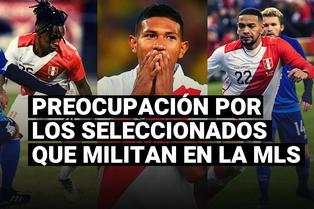 Selección peruana: Oblitas preocupado por la situación de los seleccionados que militan en la MLS