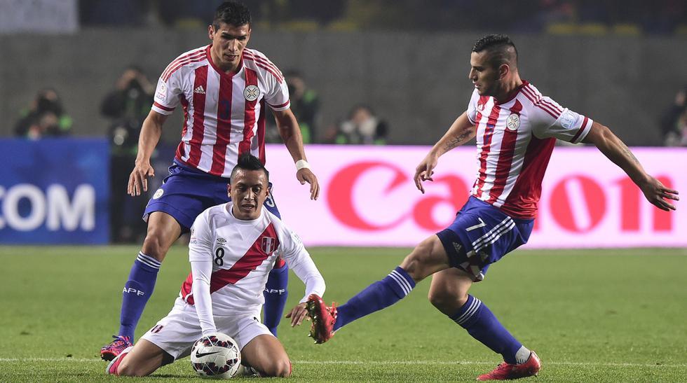 ARGENTINA vs PARAGUAY / COPA AMÉRICA CHILE 2015