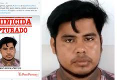 Huánuco: capturan a sujeto que violó y mató a una menor de 14 años