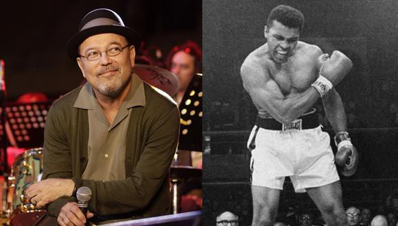 Rubén Blades destaca lucha incansable de Ali contra el racismo