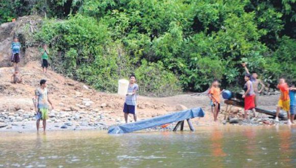 Amazonas: Ejecutivo pide investigar caso de los niños mineros