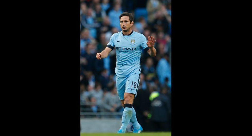 Frank Lampard y su tristeza tras anotarle al Chelsea - 15
