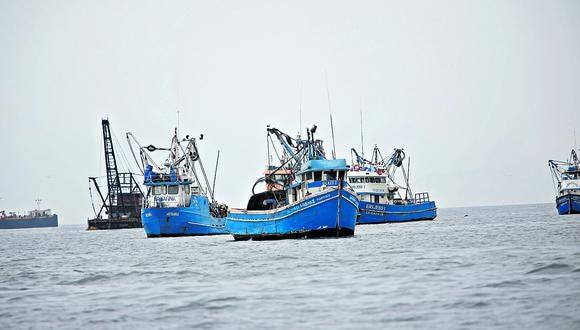 Los despachos pesqueros se recuperan en julio. (Foto: Percy Ramírez | GEC)