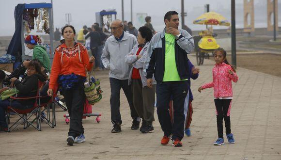 El Senamhi advirtió que el índice máximo UV en Lima alcanzará el nivel 13, especialmente cerca del mediodía. Foto referencial. (Foto: Alonso Chero)