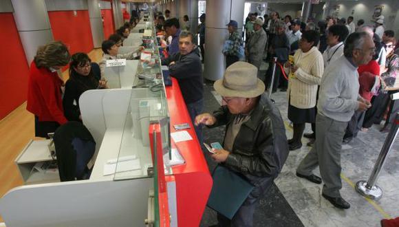 Mañana empieza devolución monetaria a clientes de Caja de Pisco