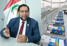 """Gobernador de Apurímac: """"Es necesario la reactivación de los centros de atención temporal"""""""