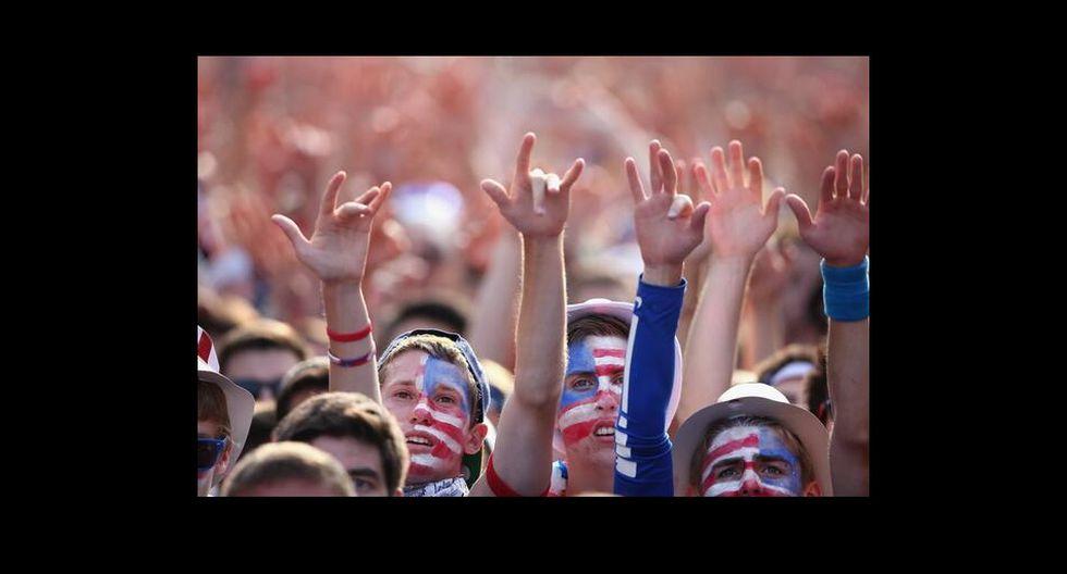 Miles siguen el EE.UU.-Bélgica en el Soldier Field de Chicago - 9