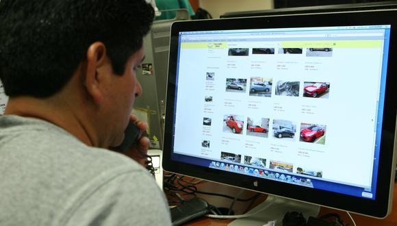Por el contexto de la pandemia, el e-commerce aceleró su desarrollo. (Foto: GEC)