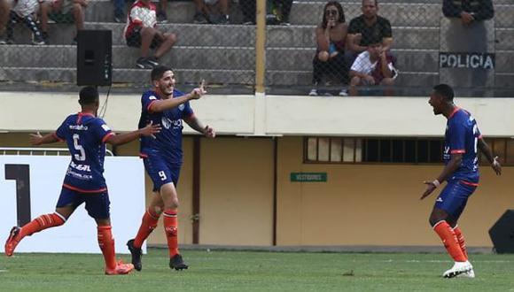 Santiago Silva registró su sexto gol en la Liga 1. (Foto: Fernando Sangama / GEC)