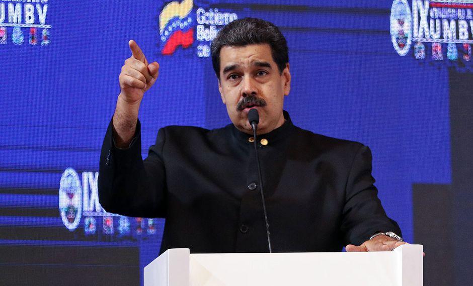 Una comisión de la ONU investigaría violaciones de derechos humanos durante el régimen de Nicolás Maduro en Venezuela. (Foto: AFP)