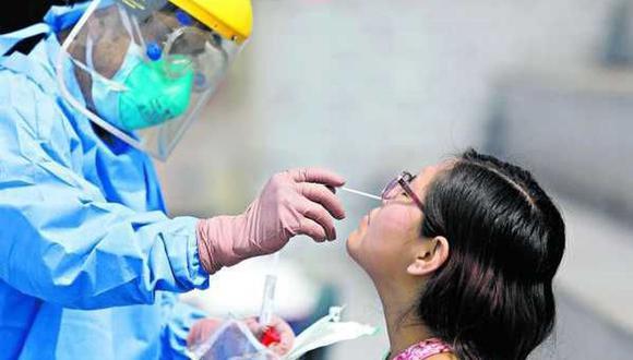 Junín es la región que tiene más casos de variante Delta del coronavirus después de Lima y Callao. (Foto: Minsa / Referencial)