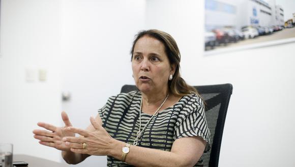 Leonie Roca, presidenta de AFIN, consideró que el esquema de gobierno a gobierno que busca implementar el Ejecutivo funciona para sacar adelante las obras, pero no debe ser utilizado para todo lo que se realice.