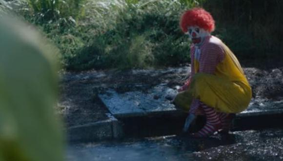 """La parodia de """"It"""" protagonizada por Ronald McDonald [VIDEO]"""