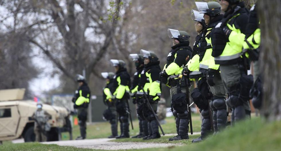USA: Curfew in Minneapolis for the death of a young African American at the hands of the Police
