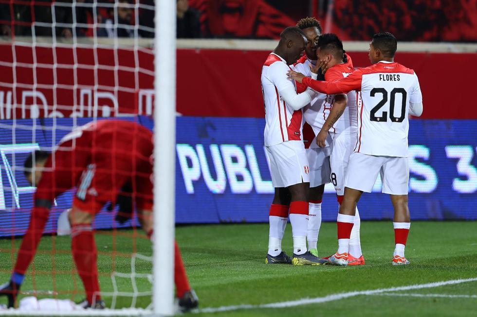 Perú vs. Paraguay: mira las mejores imágenes del amistoso en Estados Unidos. (Foto: Daniel Apuy)