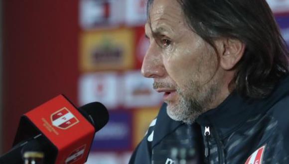 Conoce la fecha en que Ricardo Gareca anunciará la lista de convocados para la Copa América de este año. (Foto: Difusión)