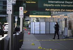 Una persona muerta tras un tiroteo en la aeropuerto de Vancouver