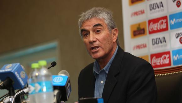 Juan Carlos Oblitas fue entrenador de la Selección Peruana entre 1996 y 1999. (Foto: GEC)