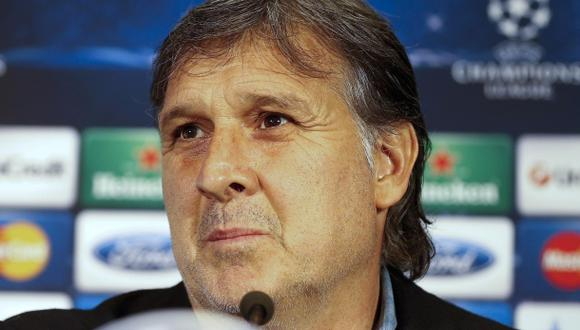 "Gerardo Martino: ""El balance de mi temporada no será positivo"""
